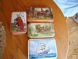Vintage Tins English Candy  (Image1)