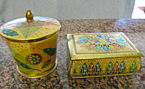 Vintage Tins Two