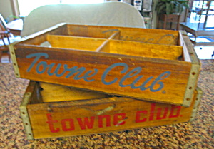 Vintage Towne Club Pop Carriers