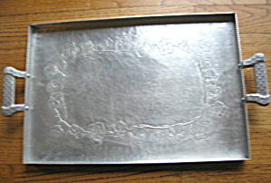 Hand Forged Everlast Aluminum Tray