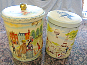 Vintage Tins Two (Image1)