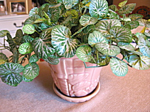 Usa Vintage Flower Pot