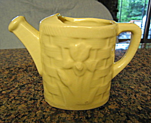Vintage Shawnee Sprinkling Can Planter