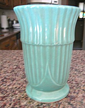 Vintage USA Pottery Vase (Image1)