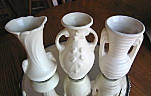 Shawnee Bud Vase Trio (Image1)