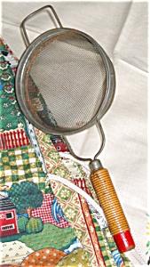 Vintage Strainer (Image1)