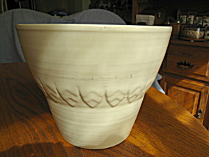 Red Wing Jardiniere Planter Vase