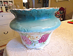 Victorian National China Co. Jardiniere