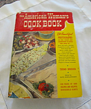 American Woman's Wartime Victory Cookbook
