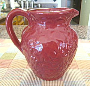 Art Pottery Vintage Pitcher (Image1)