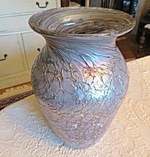 Virsu Studios Art Glass Vase