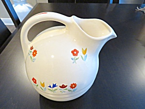 Universal Potteries Vintage Pitcher