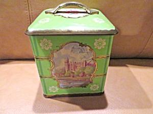 Vintage Green Tin (Image1)
