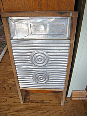 Washboard Majic Circle Antique (Image1)