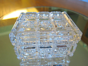 Waterford Crystal Box