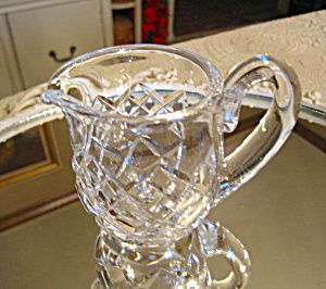 Waterford Crystal Mini Cream Pitcher
