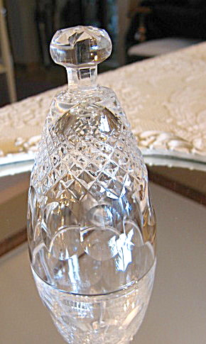 Waterford Crystal Marquis Bell