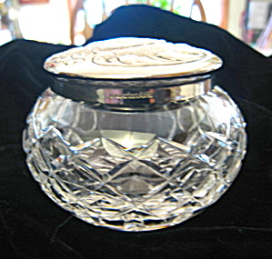 Waterford Crystal Dresser Box
