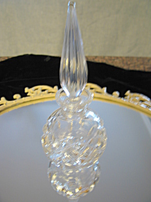 Waterford Crystal Perfume Bottle