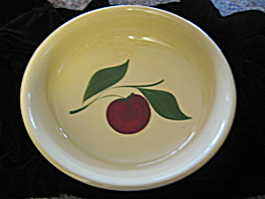 Watt Pottery Apple Spaghetti Bowl (Image1)