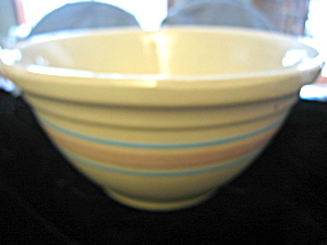 Large Vintage Watt Bowl