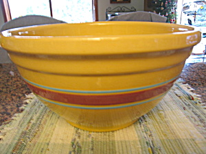 Huge Watt Pottery Bowl (Image1)
