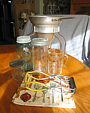 Vintage Wear-ever Canning Gadgets