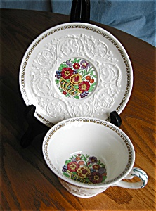 Wedgwood Windemer Cup and Saucer (Image1)