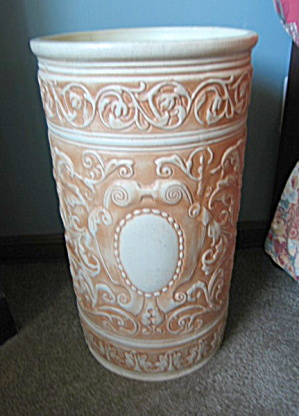 Weller Umbrella Stand Antique (Image1)
