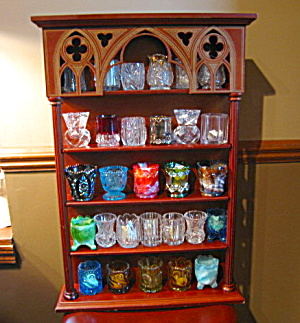 Franklin Mint Display Rack