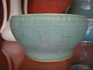 Antique Zanesville Stoneware Vase (Image1)
