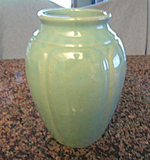 Zanesville Stoneware Art Pottery Vase (Image1)
