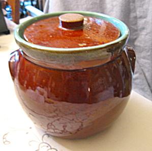 Vintage Zanesville Cookie Jar (Image1)
