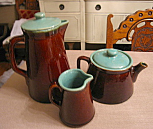 Zanesville Stoneware Tall Pitcher