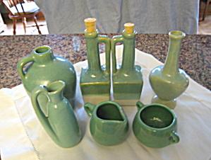 Zanesville Stoneware USA Pottery (Image1)