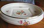 Click here to enlarge image and see more about item abingdon121306: Abingdon Pottery Dish Garden