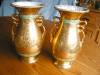 Click to view larger image of Abingdon Pottery Mantel Vases (Image4)
