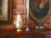 Click to view larger image of Abingdon Pottery Mantel Vases (Image6)
