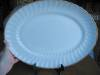 Click to view larger image of Large Anchor Hocking Swirl Platter (Image3)