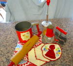 Click to view larger image of Kitchen Gadgets Red Collectibles (Image7)