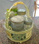 Click to view larger image of Cool Vintage Canning Jar Assortment (Image2)