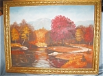 Jeannine Campbell Landscape Oil Painting