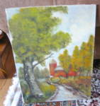 Click here to enlarge image and see more about item artoil070712b: Oil Painting - Toni Mancuso