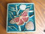Click to view larger image of Signed Art Pottery Tiles Group (Image2)