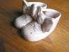 Click to view larger image of McCoy Pottery Twin Shoes (Image2)