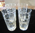 Click here to enlarge image and see more about item baccarat040412: Baccarat Crystal Glasses
