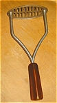 Click here to enlarge image and see more about item bake104211: Androck Bakelite Potato Masher