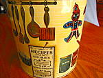 Click to view larger image of Baret Ware Gingerbread Large Tin (Image3)
