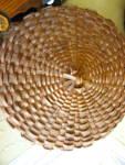 Click to view larger image of Huge Vintage Basket (Image6)