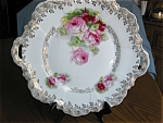 Click here to enlarge image and see more about item bavaria20501a: Cake Platter ZSC Bavaria